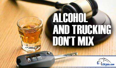 Truck Drivers and Alcohol | CDLjobs.com