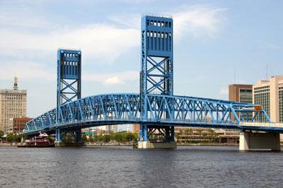Jacksonville Florida Bridge | Florida Trucking Companies