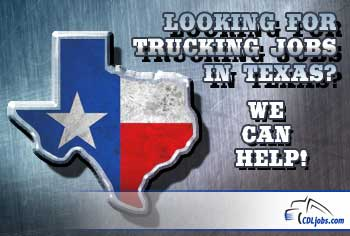 Truck Driver Jobs In Texas