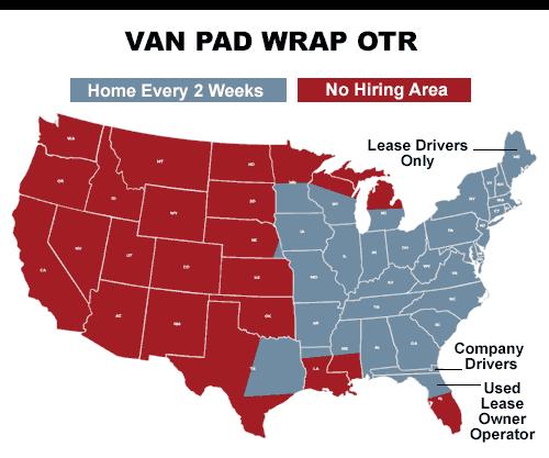 Anderson Trucking Service OTR Trucking Jobs