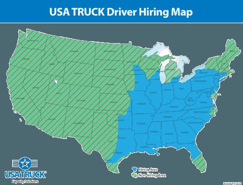USA Truck | CDL Driver Jobs