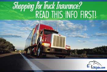 Trucking Insurance   CDLjobs.com