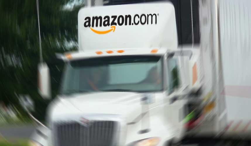Amazons Uber of Trucking App