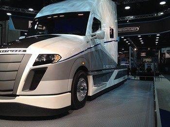 self driving trucks 1