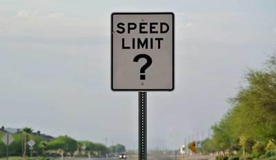 speed limit for trucks