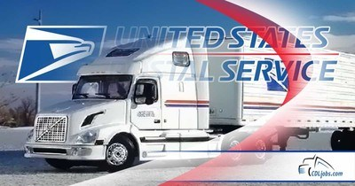 united states postal service trucking jobs